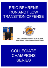 Run and Flow Transition Offense