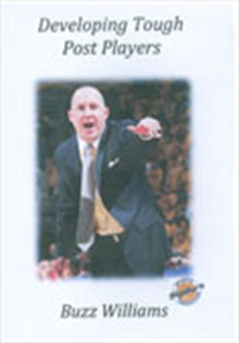 Buzz Williams - Developing Tough Players:  Set of 2 videos
