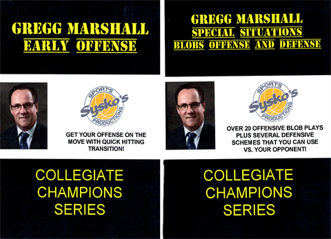 Gregg Marshall Combo Offer