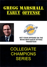 Gregg Marshall-Early Offense