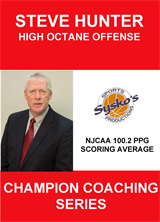 Steve Hunter-High Octane Offense