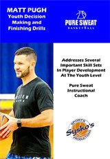 Decision Making and Finishing Youth Basketball