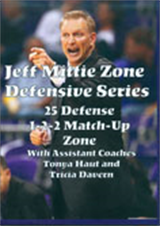 25 Defense:  1-2-2 Match-Up Zone