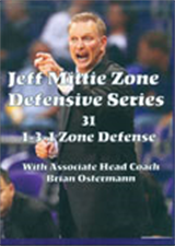 31 1-3-1 Zone Defense